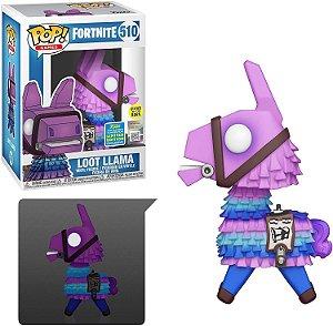Funko Pop! Games: Fortnite - Loot Llama (Glows in the Dark) Summer Convention #510