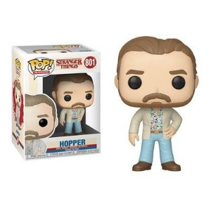 Funko Pop Television: Stranger Things - Hopper #801