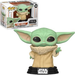Funko Pop Star Wars: The Mandalorian - The Child (Baby Yoda) #368