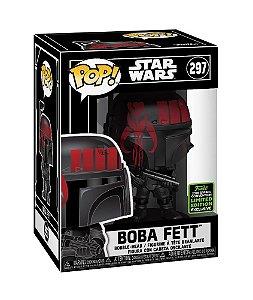 Funko Pop Movies: Star Wars - Boba Fett (Spring Convention 2020) #297