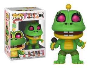 Funko POP! Games: Five Nigths At Freddy's - Happy Frog #369