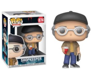 Funko POP! Movies: It Chapter Two - Shopkeeper #874