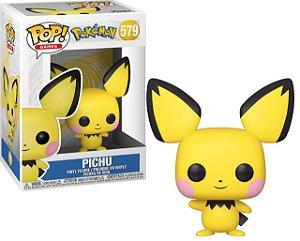 Funko POP! Games: Pokémon - pichu #579
