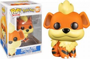 Funko POP! Games: Pokémon - Growlithe #597