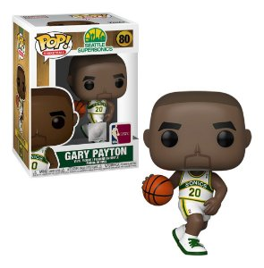 Funko POP! Basketball: Seattle Supersonics - Gary Payton #80
