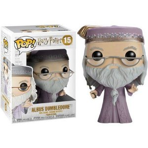 Funko POP!: Harry Potter - albus Dumbledore #15