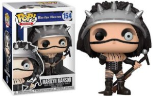 Funko POP! Rocks: Marilyn Manson #154