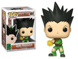 Funko POP! Animation: HunterXHunter - Gon Freecss #651