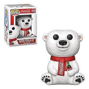 Funko Pop! AD Icons: Coca-Cola - Polar Bear #58