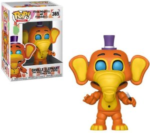Funko Pop! Games: Five Nights at Freddy's Pizzeria Simulator - Orville Elephant #365