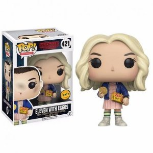 Funko Pop! Stranger Things - Eleven With Eggos (Chase) #421