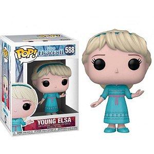 Funko POP! Disney: Frozen 2 - Young Elsa #588