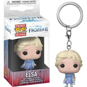 Pocket Pop Keychain: Frozen 2 - Elsa