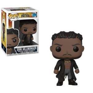 Funko Pop!: Black Panther - Erik Killmonger #386