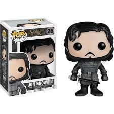 Funko Pop!: Game Of Thrones - Jon Snow #26