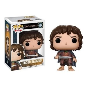 Funko Pop! Movies: The Lords Of Rings - Frodo Baggins #444