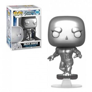 Funko POP!: Fantastic Four - Silver Surfer #563