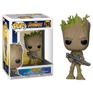 Funko POP!: Avengers Infinity War - Groot #293