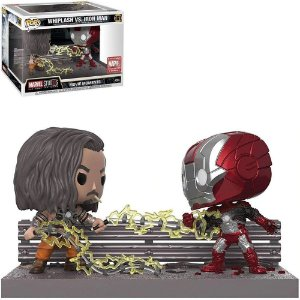 Funko POP!: Iron Man 2 - Whiplash Vs Iron Man #361