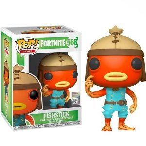 Funko POP! Games: Fortnite - Fishstick #568