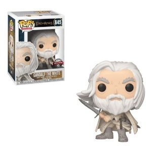 Funko POP! Movies: The Lord Of Rings - Gandalf The White # 845