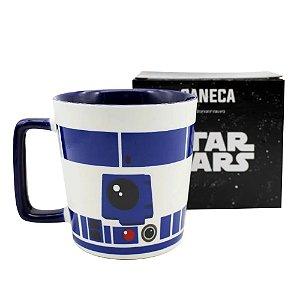 R2D2 Star Wars Caneca