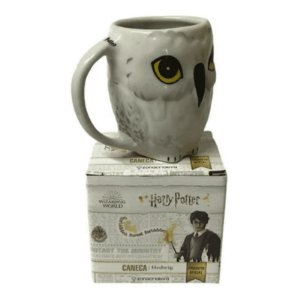 Harry Potter Caneca 3D Hedwig
