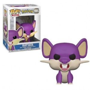 Funko Pop! Games: Pokémon - Rattata #595