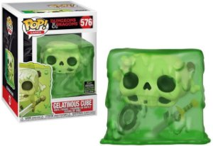 Funko Pop! Games: Dungeons And Dragons - Gelatinous Cube #576
