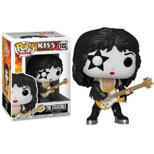 Funko Pop! Rocks: Kiss - The Starchild #122