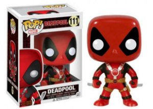 Funko Pop! Marvel: Deadpool #111