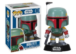 Funko Pop!: Star Wars - Boba Fett #08