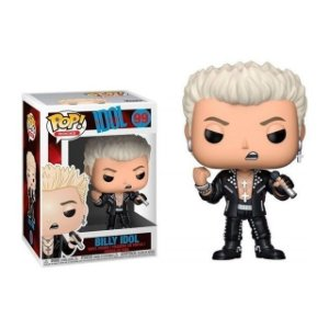 Funko Pop Rocks: Billy Idol #99