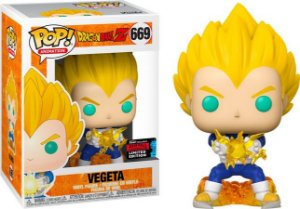 Funko Pop Animation: Dragon Ball Z - Vegeta #669
