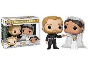 Funko Pop Royals: The Duke & Duchess Of Sussex