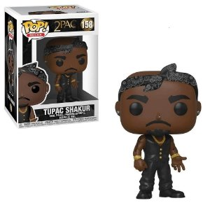 Funko Pop! Rocks: Tupac Shakur #158