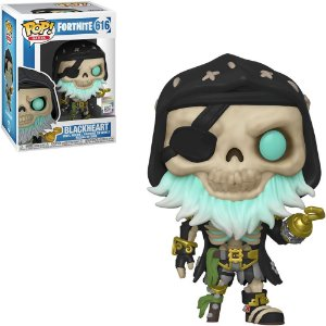 Funko Pop Games: Fortnite - Blackheart #616
