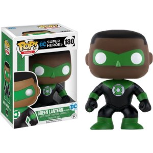 Funko Pop Heroes: Super Heroes - Green Lantern #180