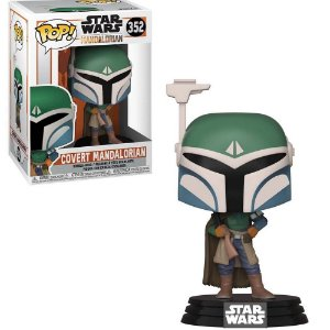 Funko Pop: Star Wars - Covert Mandalorian #352