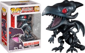 Funko Pop Animation: Yu-Gi-Oh - Red-Eyes B. Dragon #718