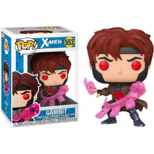 Funko Pop: X-Men - Gambit #553