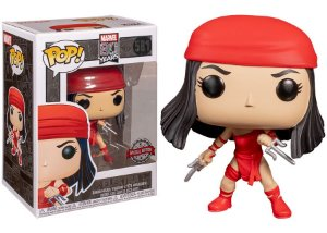 Funko Pop!: Venom - Marvel 80 Years - Elektra #581