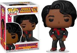 Funko Pop! Rocks: James Brown #176