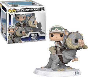 Funko Pop!: Star Wars - Luke Skywalker With Tauntaun #366