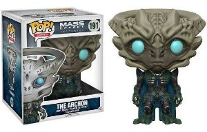 Funko Pop! Games: Mass Effect - The Archon #191