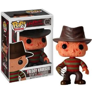 Funko Pop Movies: A Nightmare On Elm Street - Freddy Krueger #02