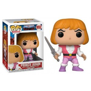 Funko Pop! Television: Masters of the Universe - Prince Adam #992
