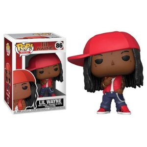 Funko Pop Rocks: Lil Wayne #86