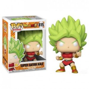 Funko Pop Animation: Dragon Ball - Super Saiyan Kale #815
