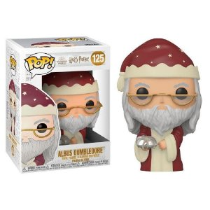 Funko Pop!: Harry Potter - Albus Dumbledore #125